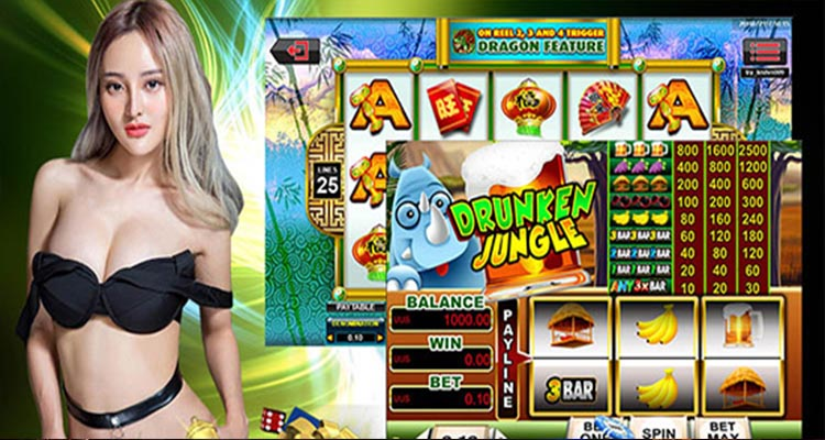 JENIS GAME SLOT ONLINE